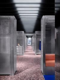 Acne Studios store by Bozarthfornell Architects, Los ...