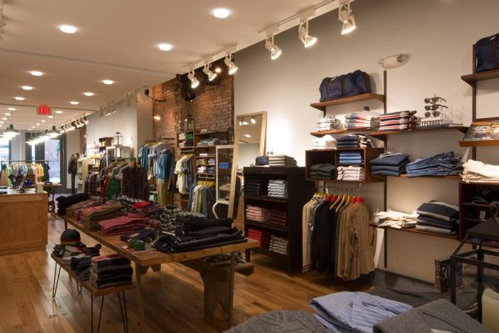Gant store by Core Architecture Washington DC  Retail
