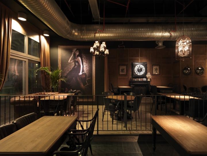 187 Sagamor Lounge Bar Amp Restaurant By Andrea Langhi