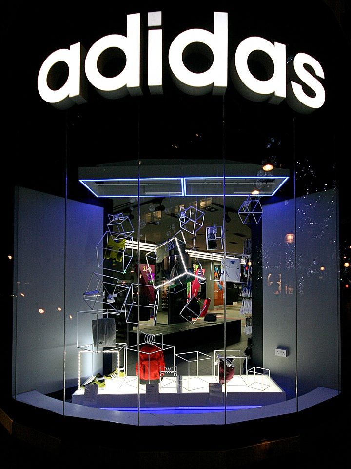 adidas windows 2013 Winter London