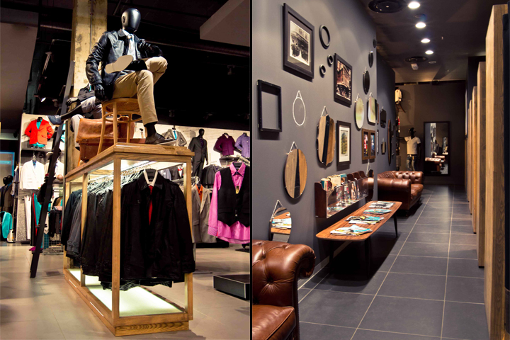 Markham flagship concept store by TDCCo Johannesburg