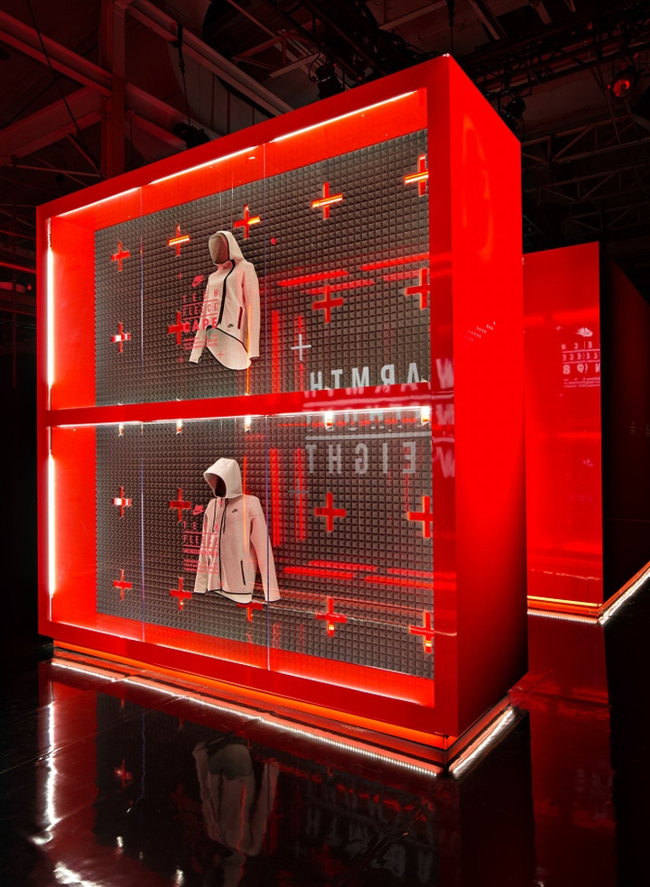 Nike flagship store by Nike  WeShouldDoItAll  Corey