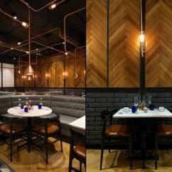 Italian Dining Chairs Australia Chaise Lounge Chair Outdoor » Pizzaexpress Restaurant, Mumbai – India