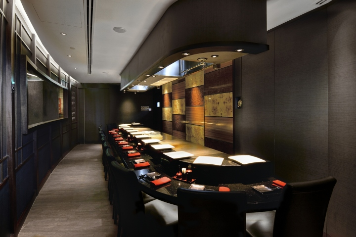 Tatsu Suishi restaurant by JP Concept Singapore