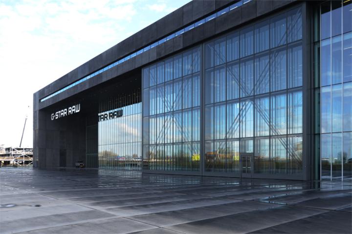 GStar RAW HQ by OMA Amsterdam  Netherlands
