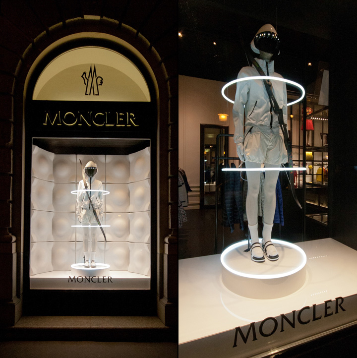 Single Story Home Design » Moncler Windows 2014 Spring, Budapest