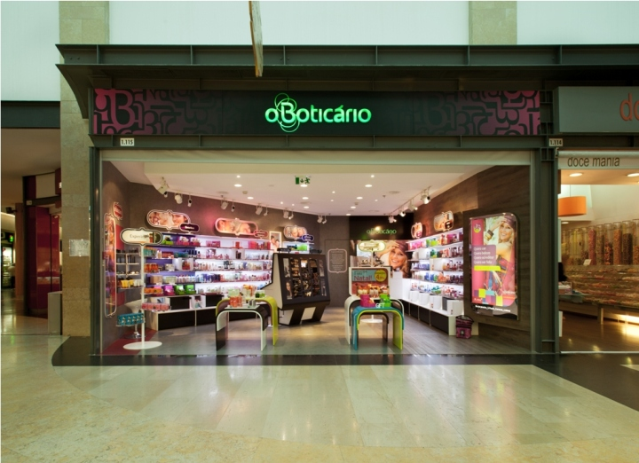 O Boticrio Store By AAMD Almada Portugal Retail Design Blog