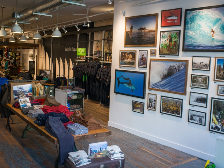 Patagonia Bowery Surf Shop New York City