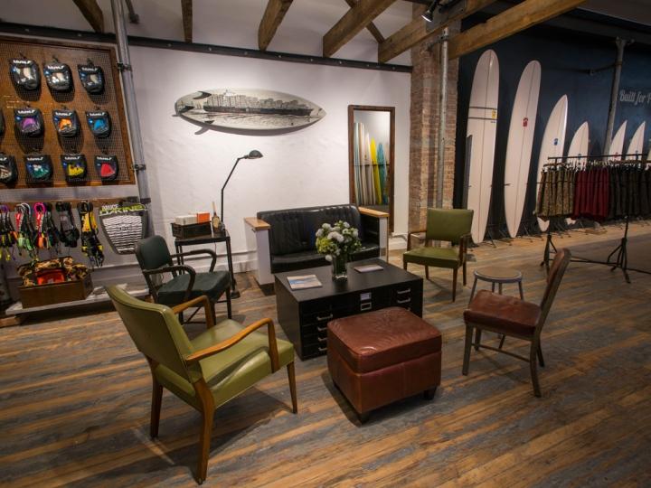 Patagonia Bowery Surf Shop New York City