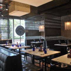 Kitchen Counter Chairs Narrow Depth Cabinets Pizzaexpress Restaurant, Mumbai – India » Retail Design Blog