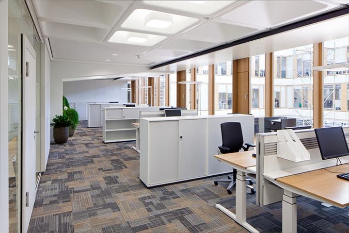 BGV Office By Design2sense Karlsruhe Germany Retail Design Blog