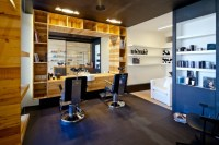 Barber shop by STUDIO_A+D, Fano  Italy  Retail Design ...