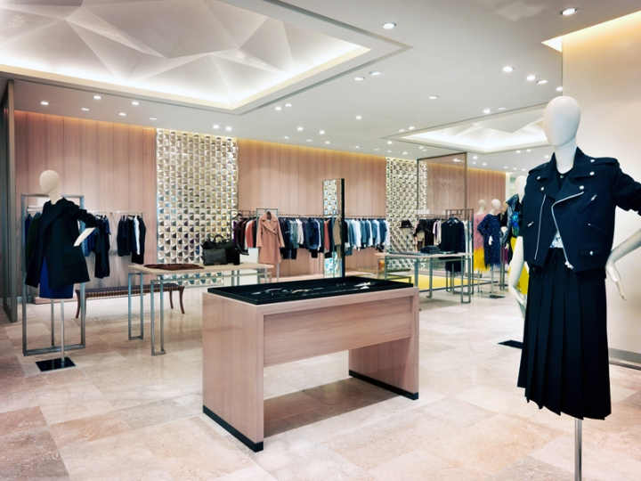 Beymen luxury flagship store by Michelgroup Istanbul
