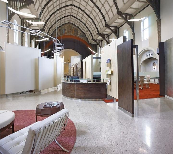 Cfx Church Office St Louis Missouri 187 Retail Design Blog