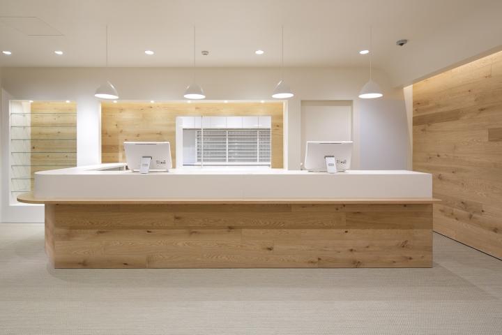 Fuji Pharmacy by Hiroyuki Ogawa Architects Tokyo  Japan