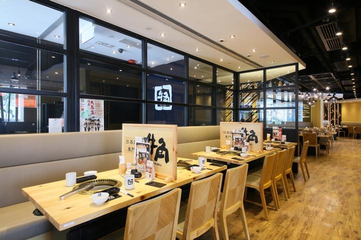 Gyu Kaku Japanese Yakinku Restaurant by MAS STUDIO Hong