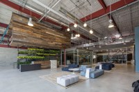 Team One USA office by Shubin + Donaldson, Los Angeles ...