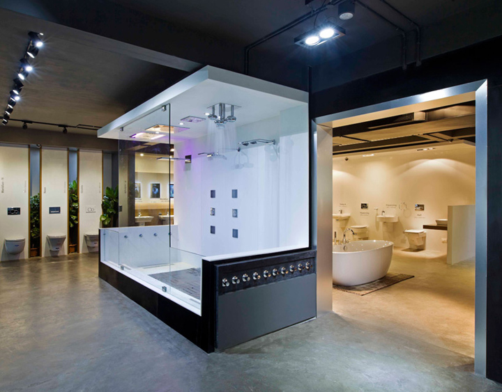 Emporio showroom by NUDE Kannur  India