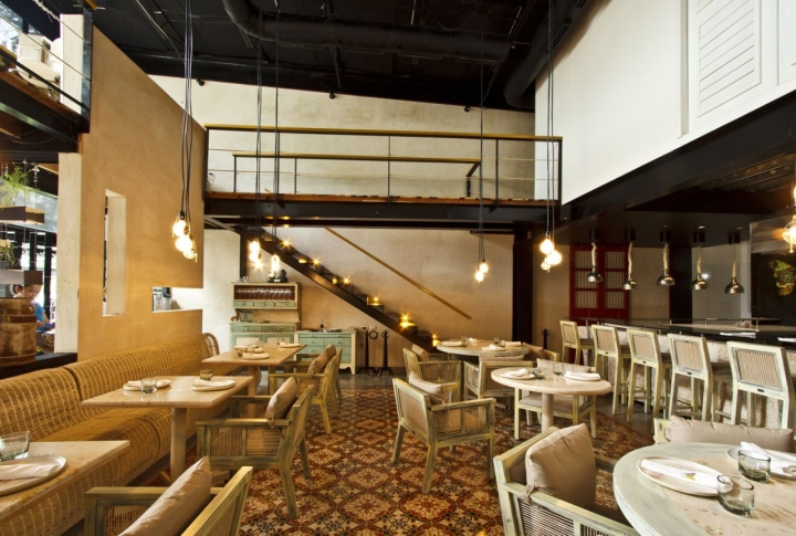 Nectar restaurant by R79 Merida  Mexico
