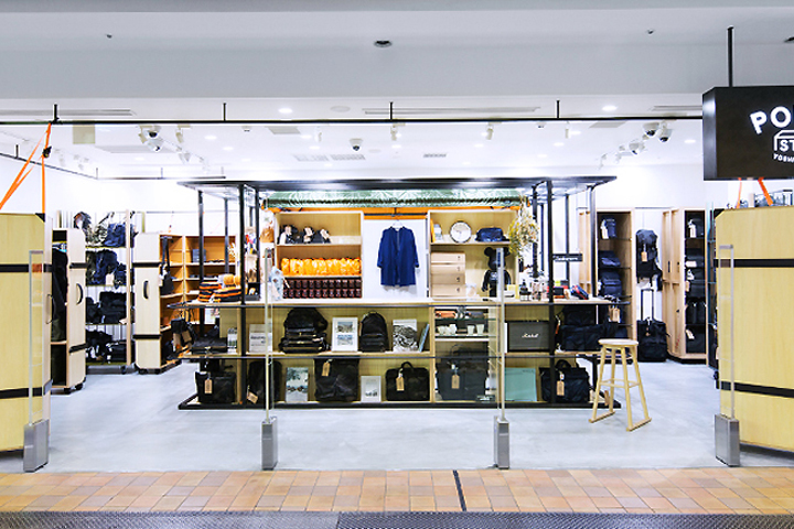 PORTER STAND Store By Yoshida Amp Co Tokyo Japan
