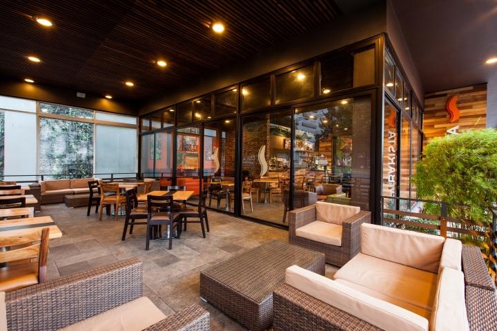 Caf Barista by Interbrand Design Forum Guatemala