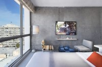 The Line Hotel by knibb design, Los Angeles  California