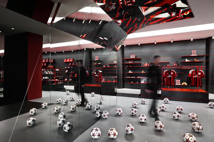 Casa Milan by Fabio Novembre Milan  Italy  Retail Design Blog