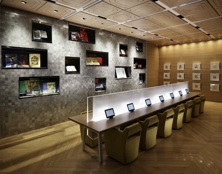 Honto Cafe by Noriyuki Otsuka Shinjuku  Japan