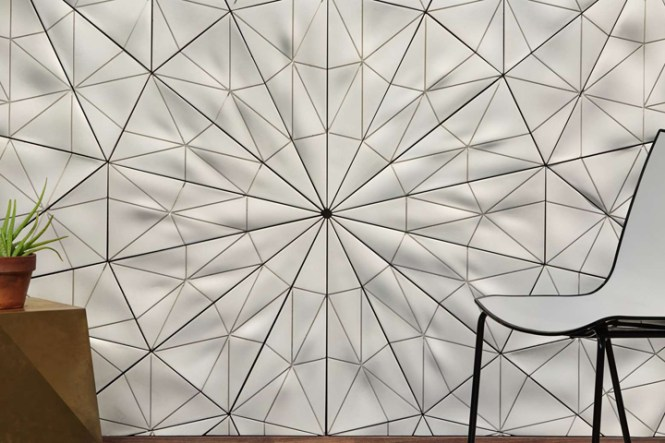 Edgy Hexagonal Concrete Tiles For Eye Catching Decor Digsdigs