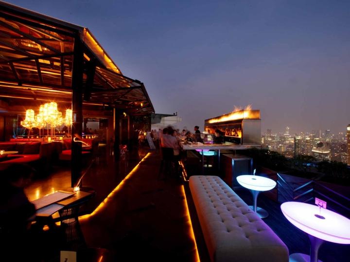 187 Cloud Lounge Amp Living Room By Metaphor Jakarta Indonesia