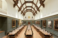 Retail Design Blog  Dining Hall, Trinity Hall lighting ...