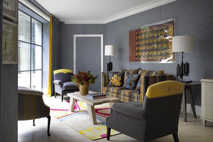 HAM YARD Hotel by Kit Kemp London  UK  Retail Design Blog