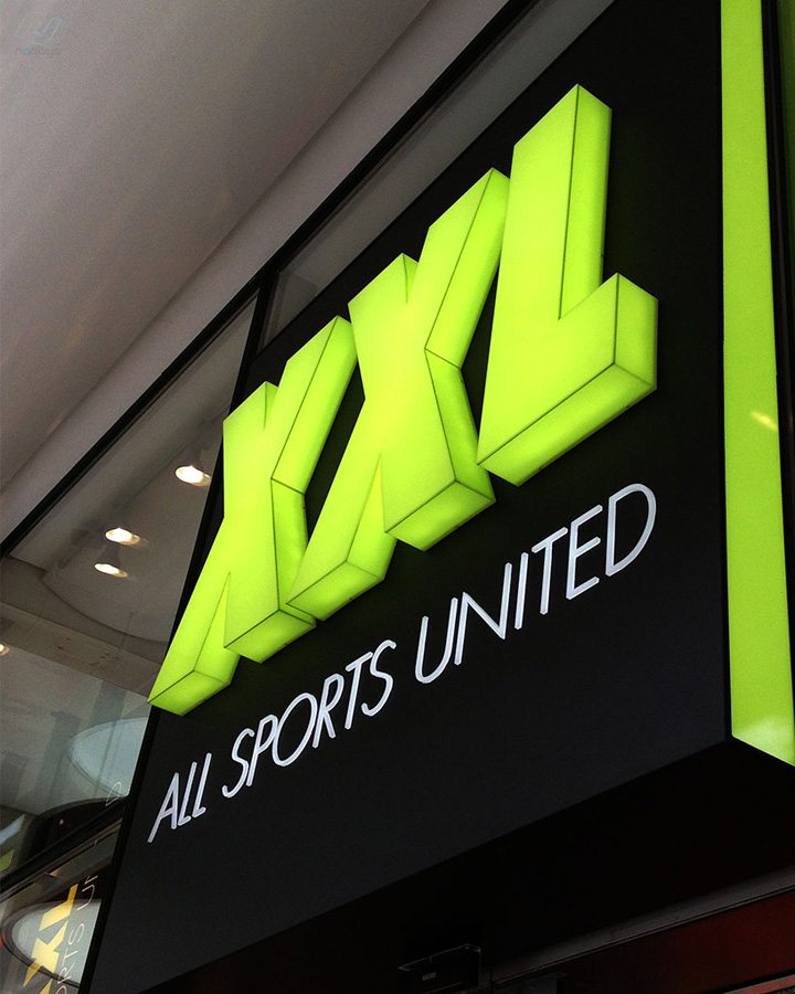 XXL all sports united by Nonbye Sweden AB Stockholm