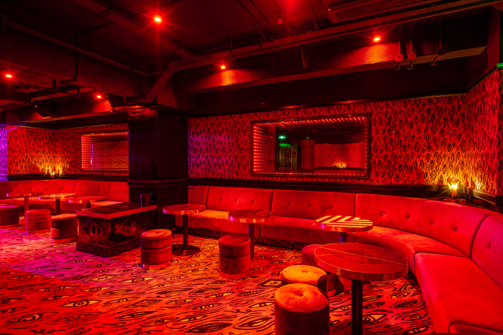 Le Baron nightclub by Storeage Shanghai  China