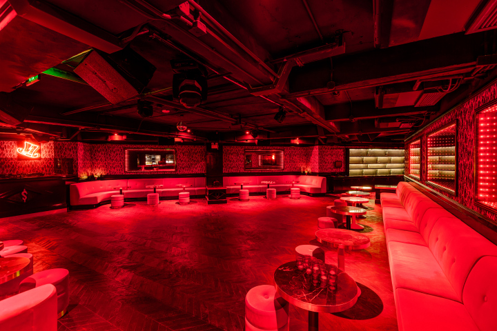 Le Baron nightclub by Storeage Shanghai  China