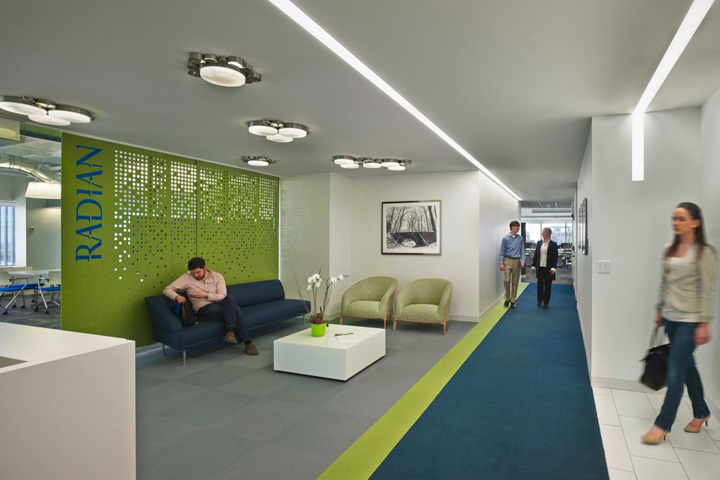 Radian Office By Nelson Philadelphia US