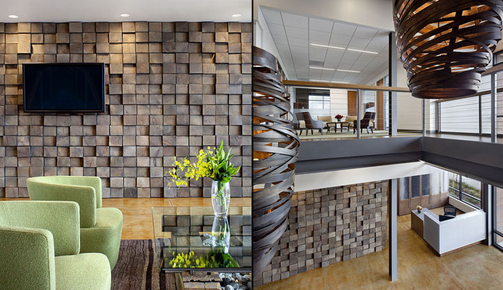 Stacy and Witbeck office by FME Architecture  Design