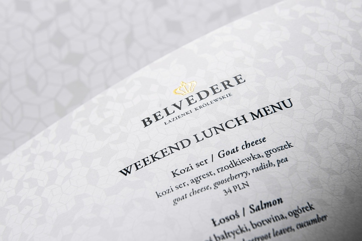 Belvedere Restaurant branding by Lange Lange 20 Belvedere Restaurant branding by Lange & Lange
