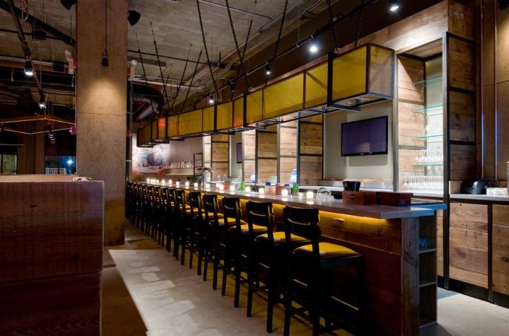 CAVA Mezze Greek Restaurant  Bar by Core Architecture