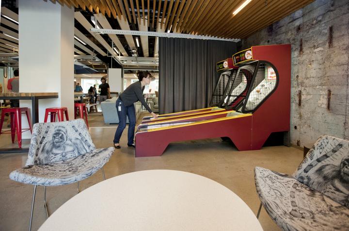 Microsoft Building B44 by ZGF Architects Redmond