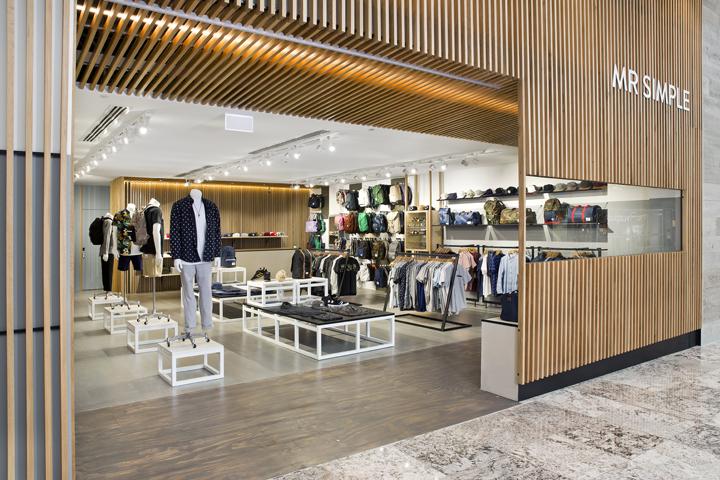 Steel Frame » Retail Design Blog