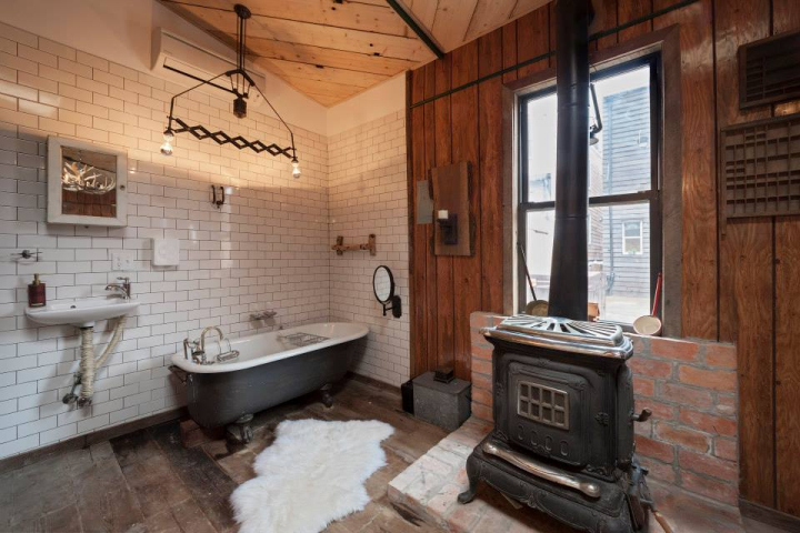 Urban Cowboy Bed and Breakfast by Lyon Porter New York City