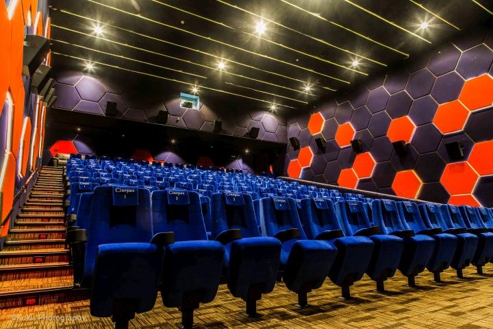 Cinepax Lahore cinema by Architects Inc Lahore  Pakistan