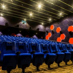 Modern Conference Chairs White Belmont Barber Chair » Cinepax Lahore Cinema By Architects Inc., – Pakistan