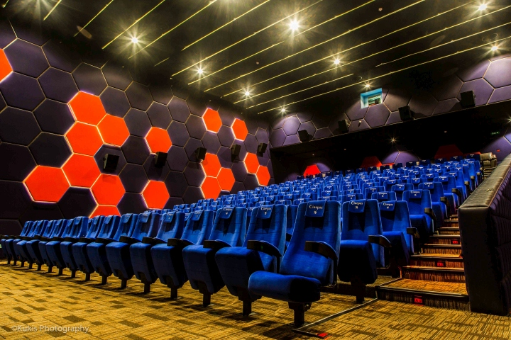 Cinepax Lahore cinema by Architects Inc Lahore  Pakistan