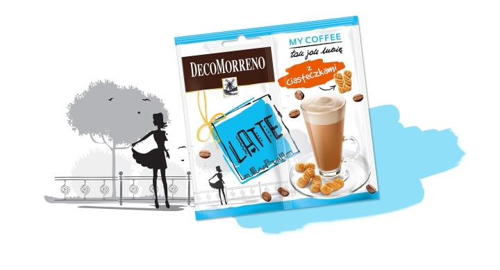 DecoMorreno My Coffee Ice Coffee Shake branding by PND Futura 05 DecoMorreno My Coffee & Ice Coffee Shake branding by PND Futura