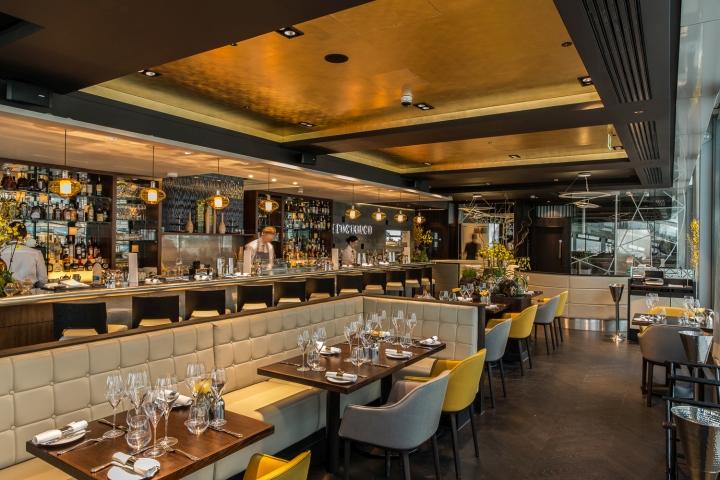 Sky Pod Bar Darwin Brasserie and Fenchurch Seafood Bar