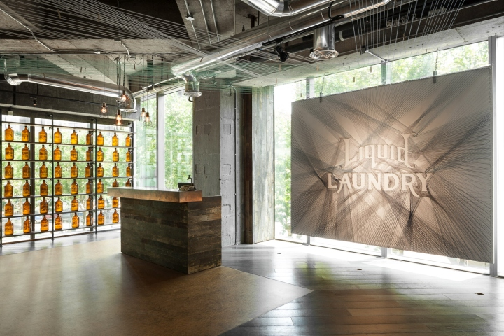 Liquid Laundry Gastropub by Hannah Churchill Shanghai