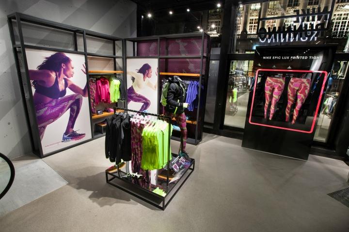 Nike tights campaign by confetti  Hello Hero Amsterdam
