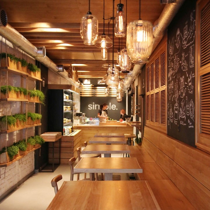 Small Fast Food Restaurants